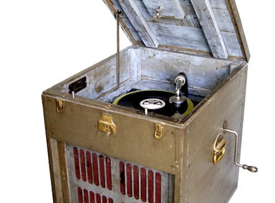 Edison Army and Navy Gramophone